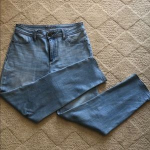 DL1961 Jeans - DL1961 high rise Bardot crop
